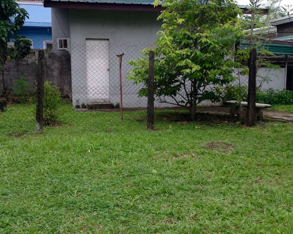 For rent  vacation home at sta.clara subd,