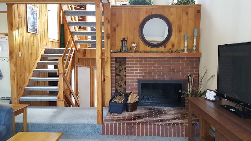 Beautiful Sunny Townhouse Home - Waterville Valley - Casa adossada