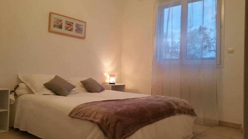 Maison agréable à 100m de la plage - Agde - Casa