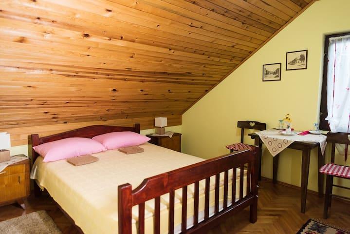 """Putnička kuća """"Kod Dragane"""" u Bajinoj Bašti"""