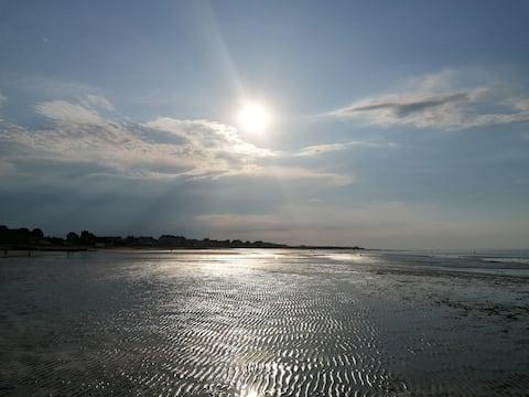 Saint Aubin Sur Mer Vacation Rentals Homes Normandy France Airbnb