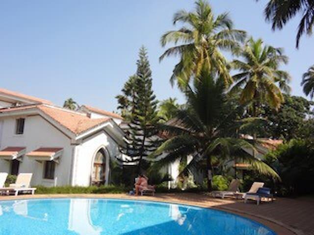 Lovely 2 BDR apartment near Baga - Arpora - Appartement