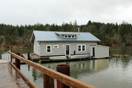 The Float House at Jack Creek