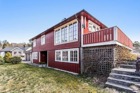 Vatnebu - Villa Løbakken