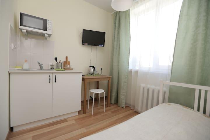 Апартаменты-студия на Маркса - Novossibirsk