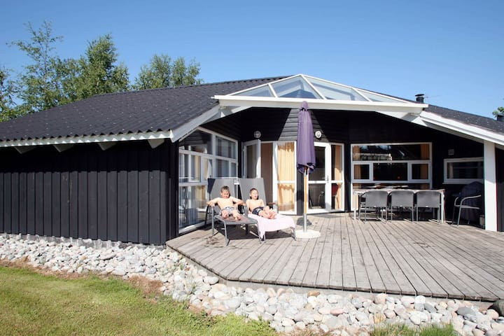 Peaceful Holiday Home in Gilleleje with Sauna