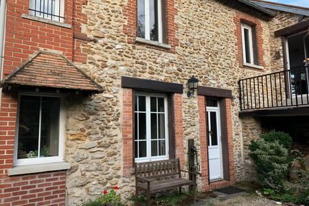 Maison de famille proche Giverny et Vernon