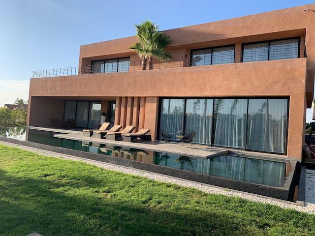 Villa Golf Amelkis Ss Vis a Vis 2 piscines /Hammam