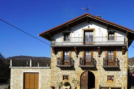 Casa rural Benta en Ultzama