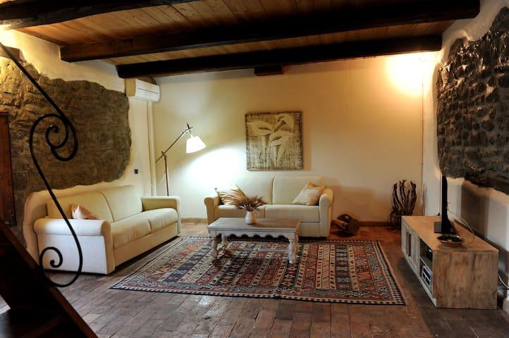 Agriturismo Antico Corniolo - Cantoniera - Huis