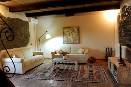 Agriturismo Antico Corniolo - Cantoniera - บ้าน
