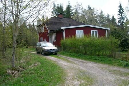 Nice swedish house near Vastervik