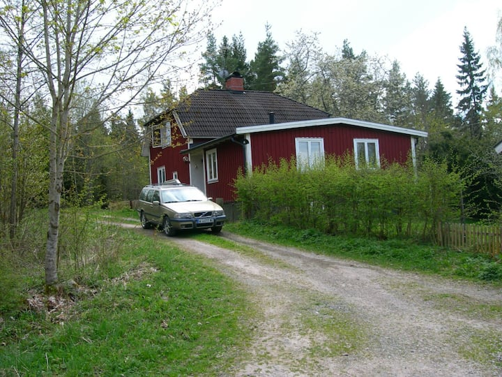 Nice swedish house near Vastervik
