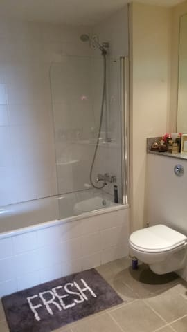 double room in luxury apt - Dublin - Hus
