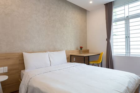 #05 New Modern studio near city center & Airport - Ho Chi Minh City - Appartement