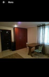 A cozy studio apartment - Покровск - Dům