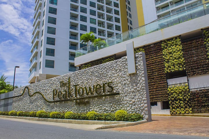 The Peak Towers Cosy Beach Pratamnak