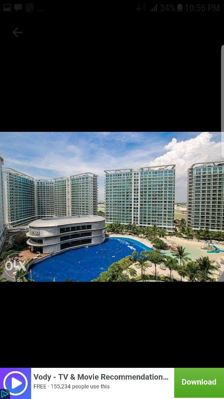 Vaneley Miami tower