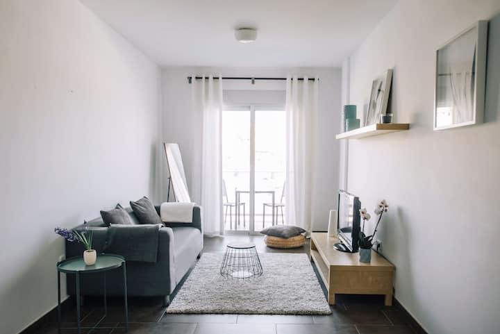 Bel appartement d'une chambre 305 à Arguineguin