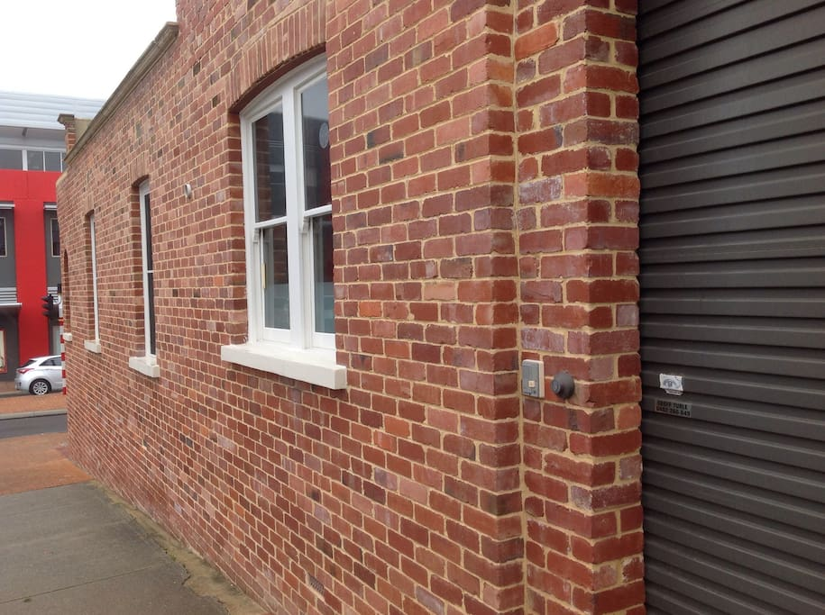 Character Brickwork with some great features