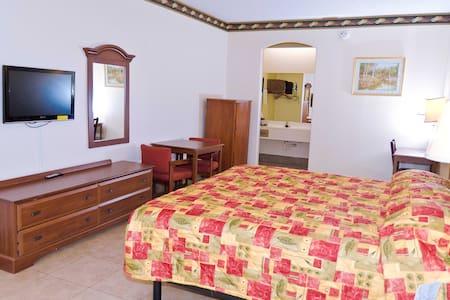 Deluxe King Bedroom w/ private bath - Edinburg