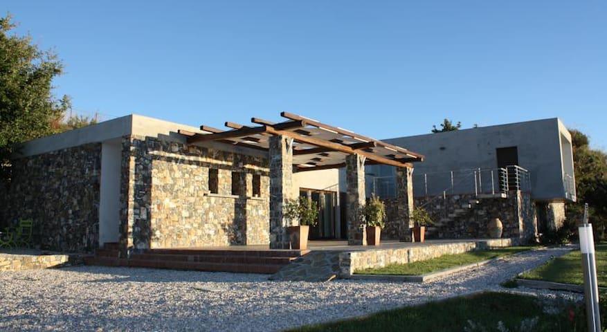 Villa moderna - Ginestra