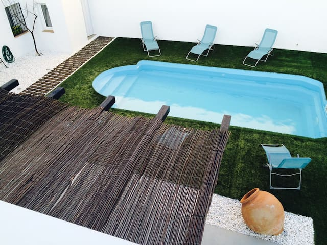 Casa con encanto.Tu lugar ideal en Granada - Otura - Hus