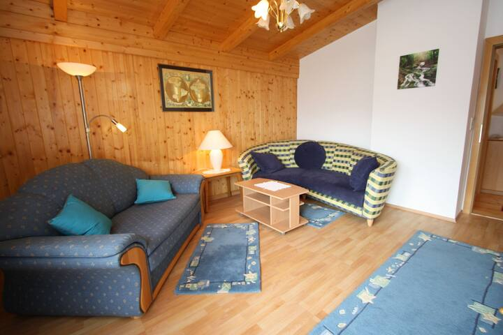 Spacious Apartment near Ski Area in Mühldorf