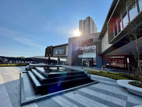 Stay in a MALL near the Airport with BEST amenity!