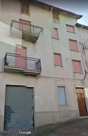 Casa a Schiera in Montagna a 37 km dal mare