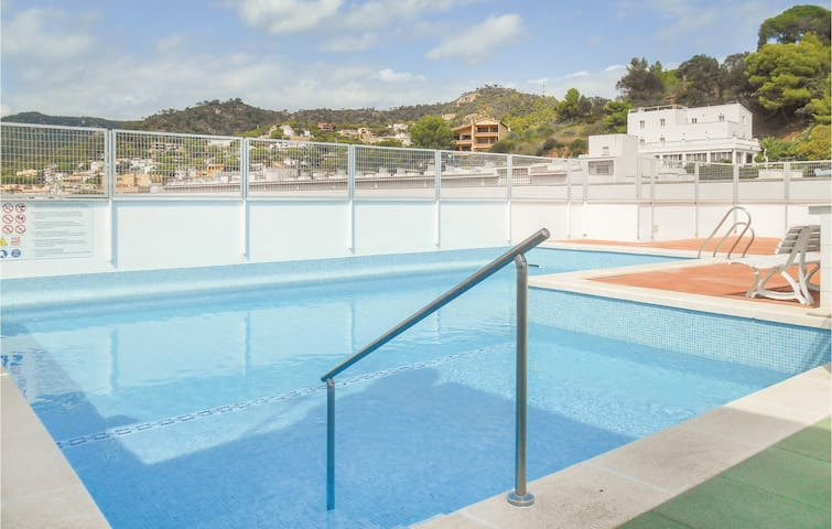 Holiday apartment with 2 bedrooms on 82m² in Tossa de Mar