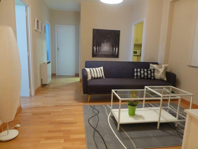 Apartamento tranquilo Casco Histórico - Santiago de Compostela - Leilighet