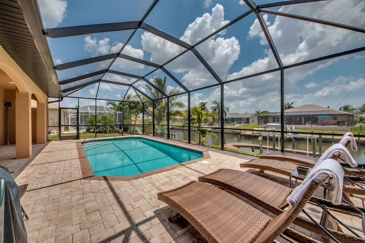 Roelens Vacations - Villa Sofia - Cape Coral