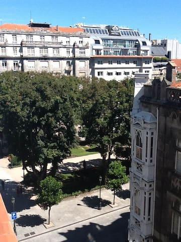 """Muy Céntrico Apartamento """"Vintage"""".Wifi y Garaje. - Vigo - Appartamento"""
