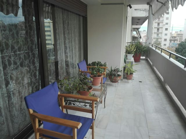 Amazing apartment downtown Patra - Patra