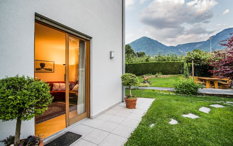 Spacious Apartment in Meran