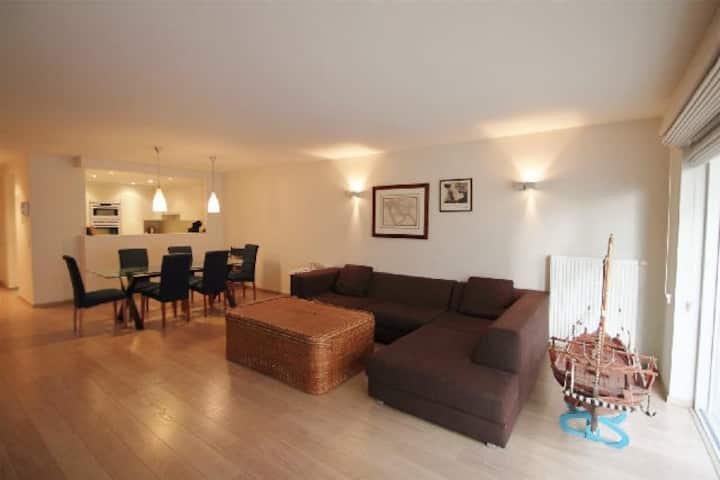 Duinbergen, Knokke-Heist, 3 bedrooms, 2 bathrooms