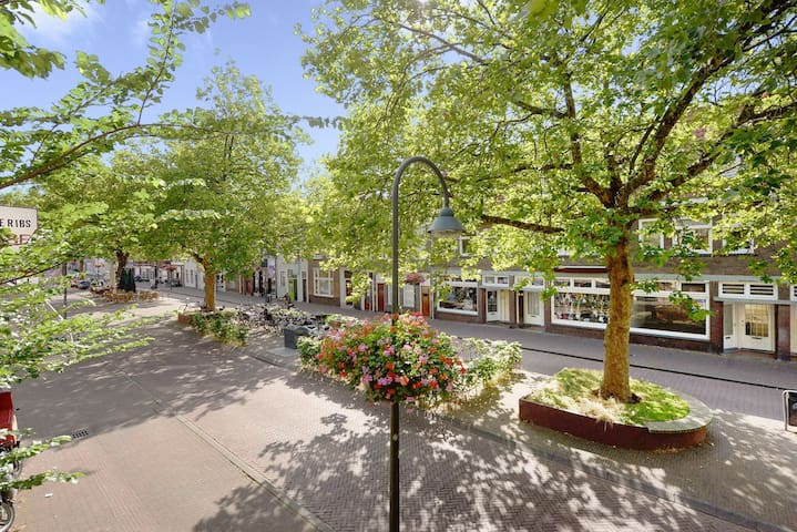 Delft-Centre.  Spacious living and dining.....