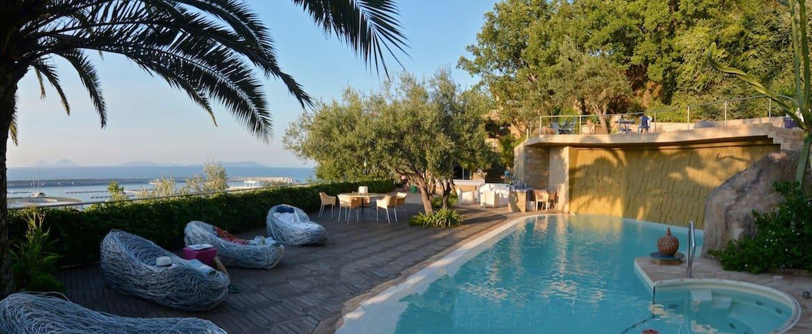Villa Taalia, fabulous luxury villa in Sicily