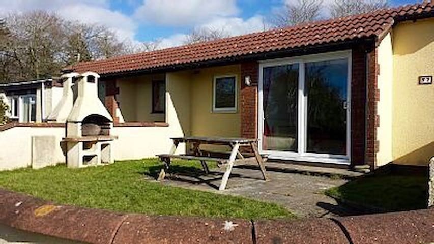 Inviting and Homely Chalet in North Cornwall - Kilkhampton - Chalé