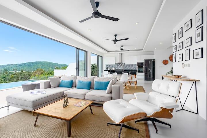 Liberty Villa Luxury Seaview - Infinity pool