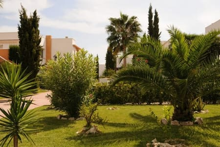 Brand new naturist apartment in Vera Andalusia - Vera