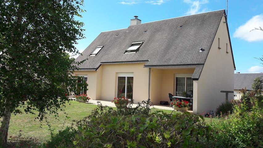 Chambres d'hôtes en Cotentin - Lessay - Gästhus