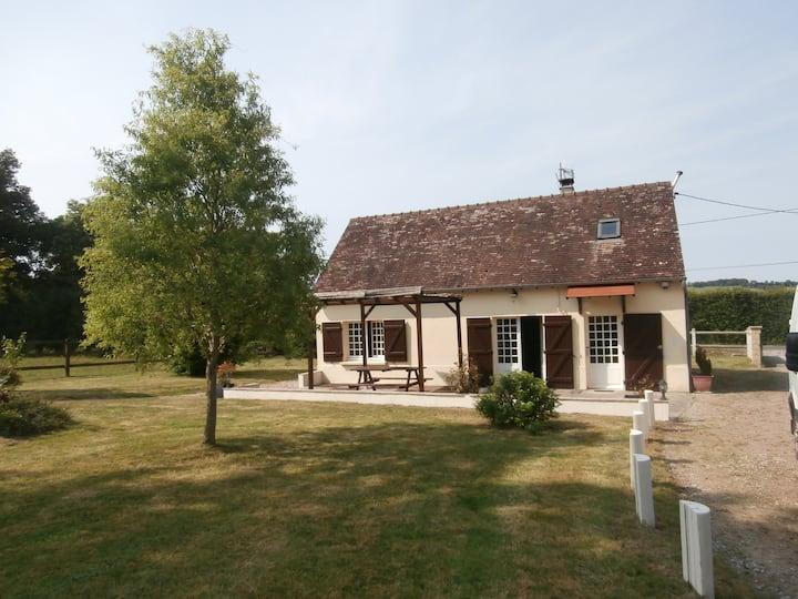 gîte-cottage en normandie au pays des Haras