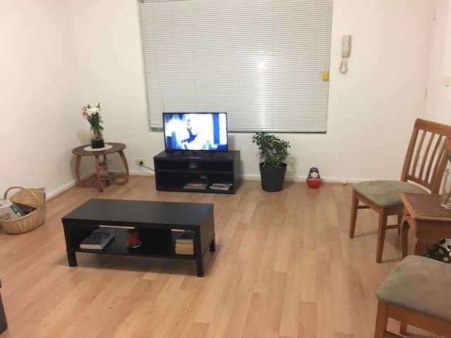 Nice comfy room available in a good located unit - Plympton - Lägenhet