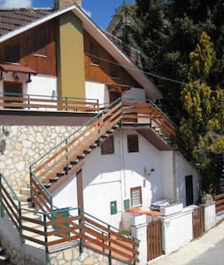 Wonderful apartment on Appennini  - Filettino - Huoneisto