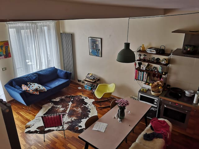 Cosy appartment  in a nice area of Bruxelles .