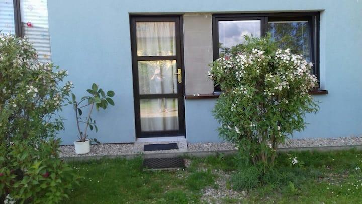 ubytování v zeleni