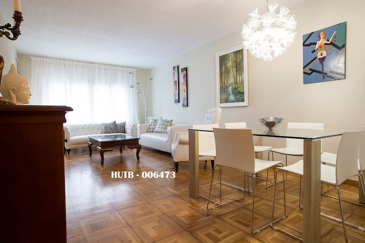 Spacious and Fancy Apartment - Barcelona - Apartment