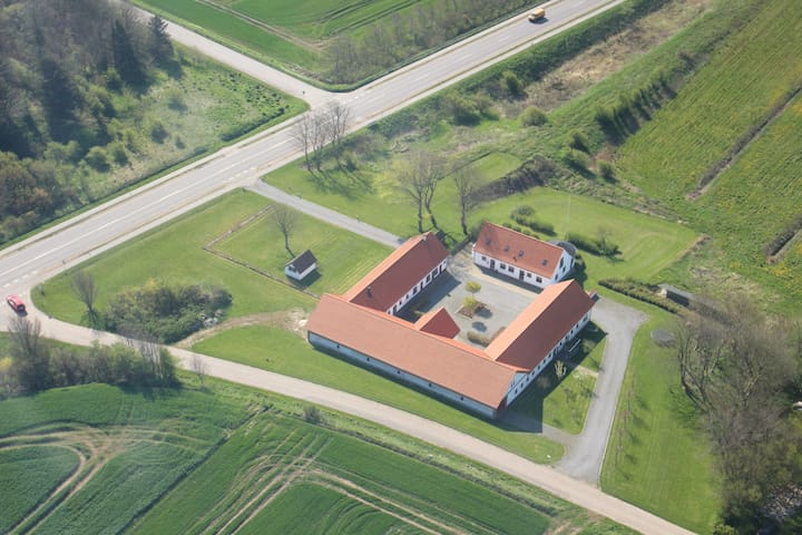 Ferielejlighed ved Blokhus - Saltum - Pis